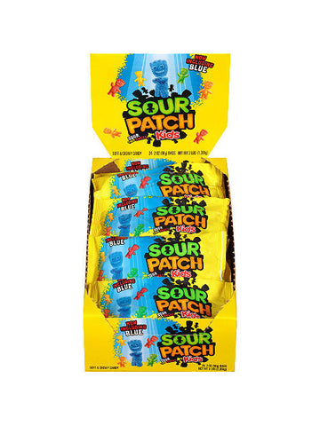 Sour Patch Soft & Chewy Kids Candy (24 x 56g)