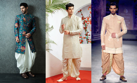 Kurta and dhoti all source