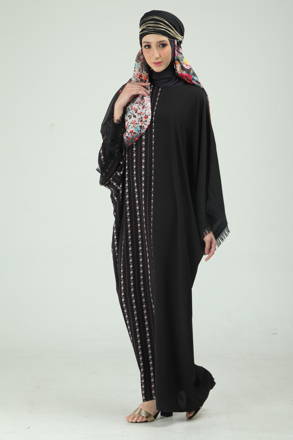 Ariana Kaftan Dress
