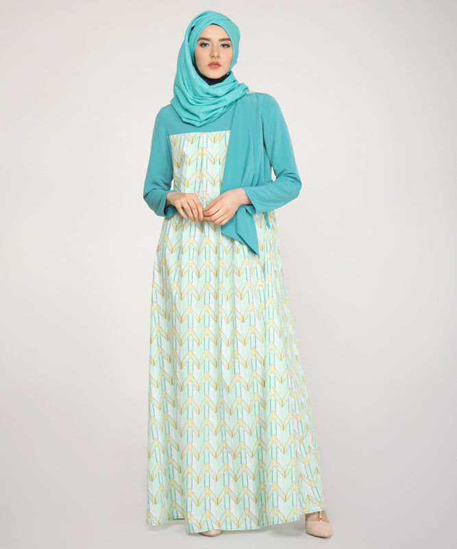 Harun Layered Dress