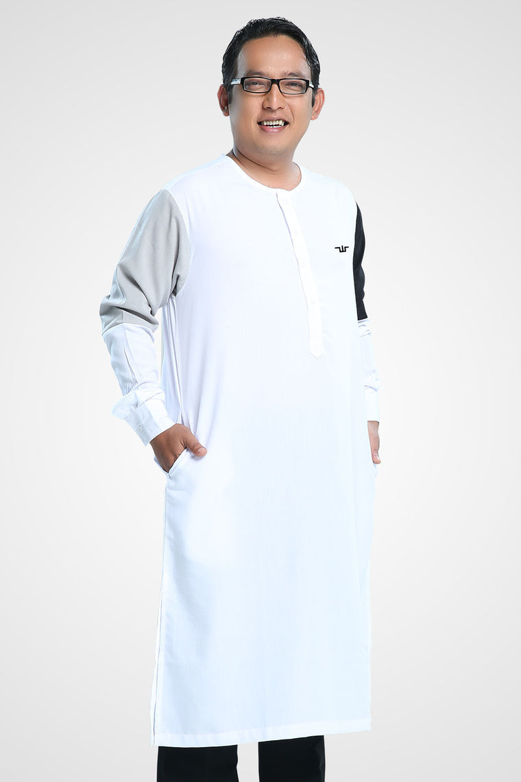 Koko Kurta Persian White