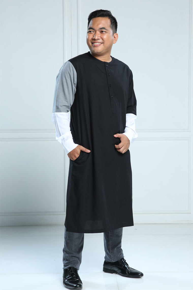 Koko Kurta Persian Black