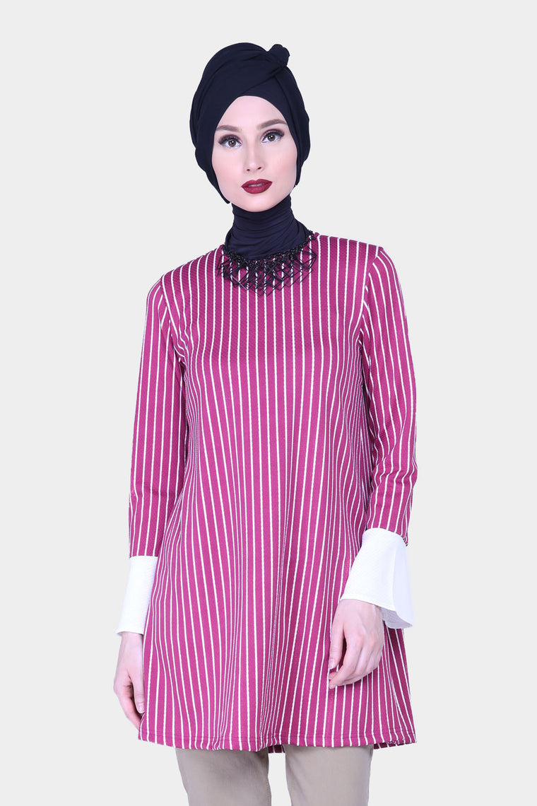 Luna Stripe Tunic