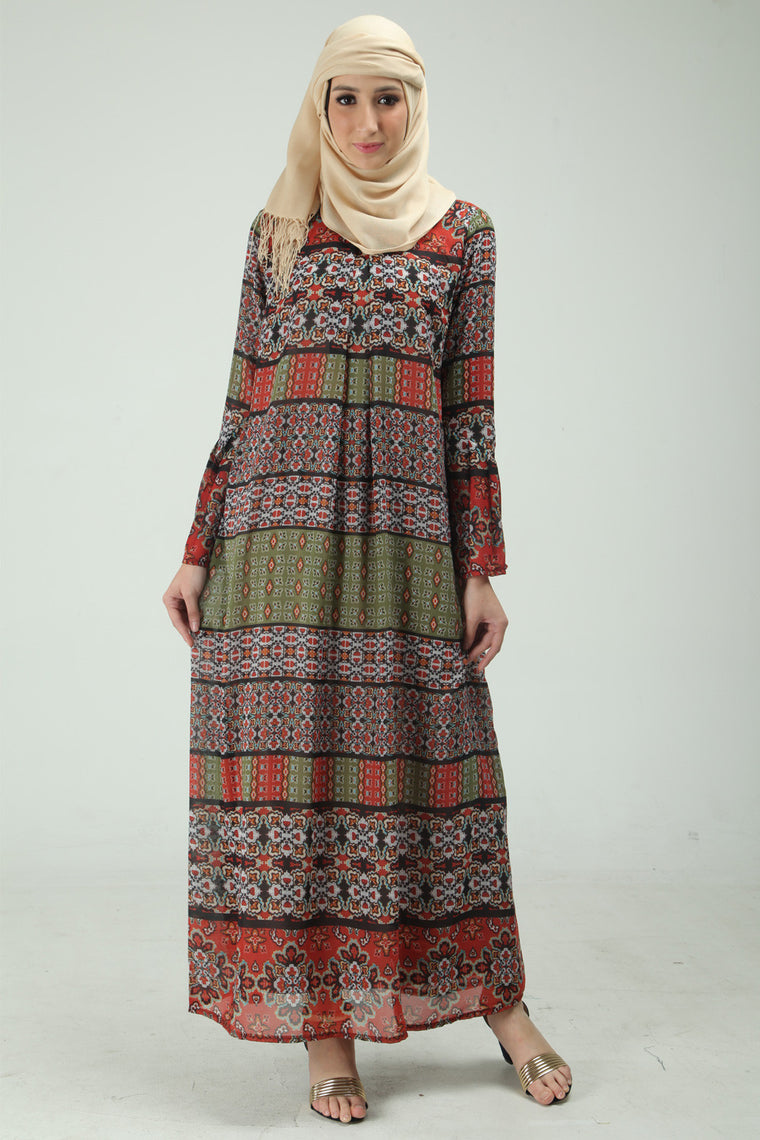 Shafa Ofnaisel Dress