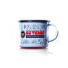 OnTrack Enamelware Camping Mug - Bring that great camp feeling to each sip of coffee or tea.