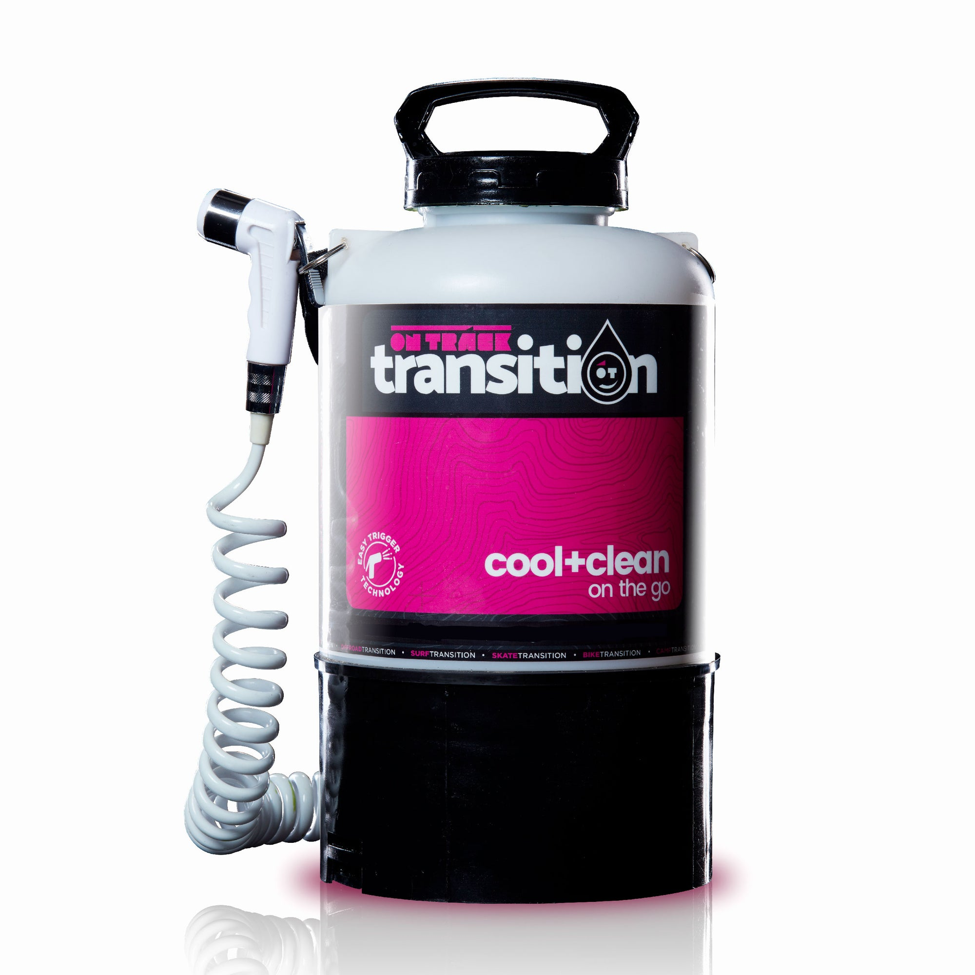 Transition Portable Shower - OnTrackGear