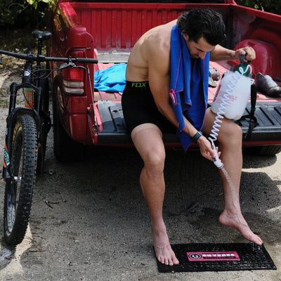 Rinse Off Changing Mat - OnTrackGear