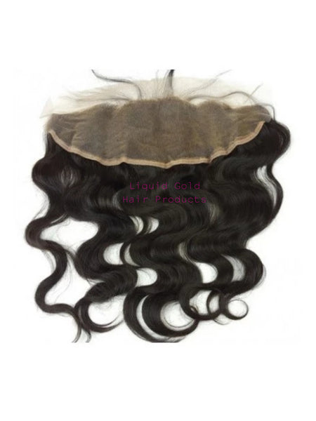 Frontal Wavy Indian Hair