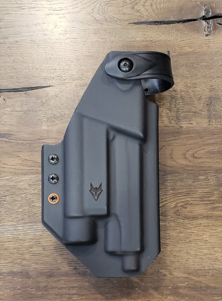 Phoenix - RIGHT HAND- 1911  WITH TLR1 w level 2 Safariland SLS hood
