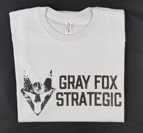 Unisex Everyday T-Shirt in Light Gray