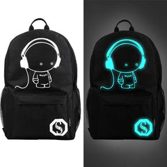 Amazing Luminous Comics Backpack