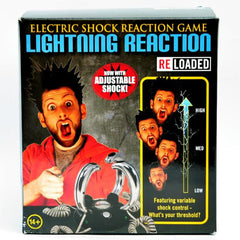 Electric Shocking Lightning Reaction Party Game