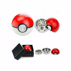 Pokemon Tobacco Grinder  With Box Gift