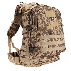 Backpack Outdoor Sports Military Tactical 55L