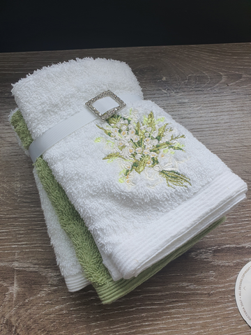 Hand towel set