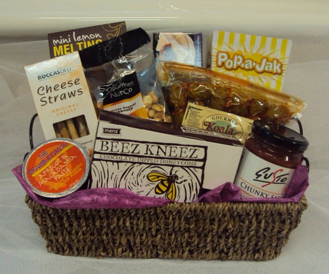 H135 Sweet and Savoury Gourmet Hamper
