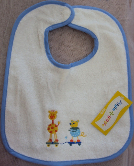 Animal Toy Bib