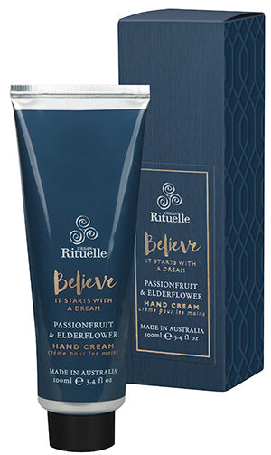 Urban Rituelle - Hand Cream - Believe