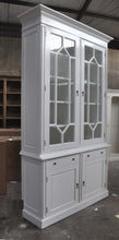 Glass cabinets built to size