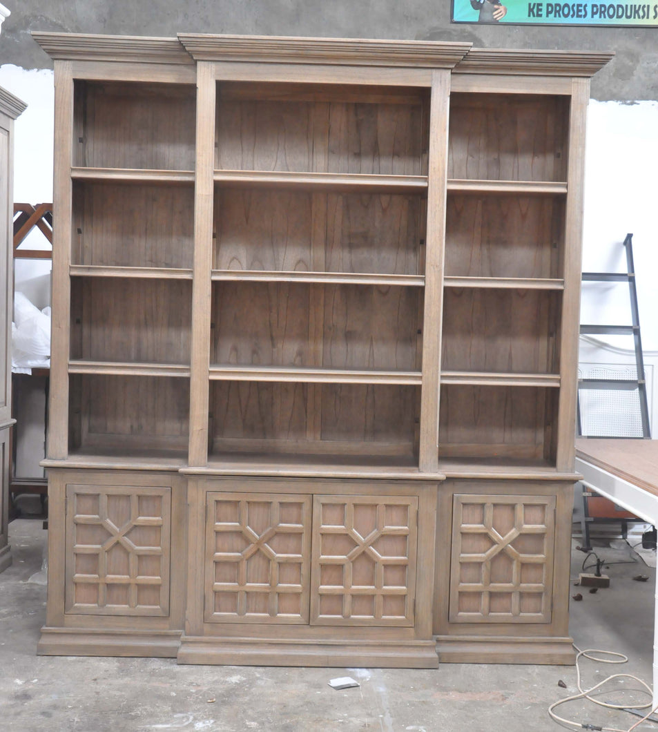 17 Century design Library bookcase