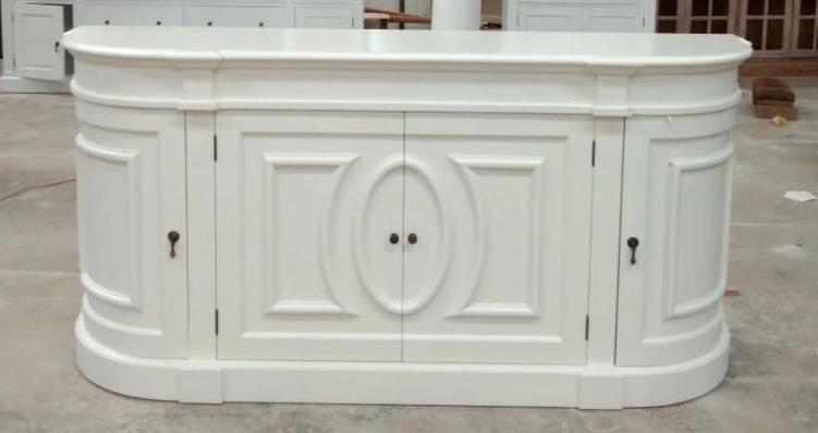 Curved Buffet, 4 doors