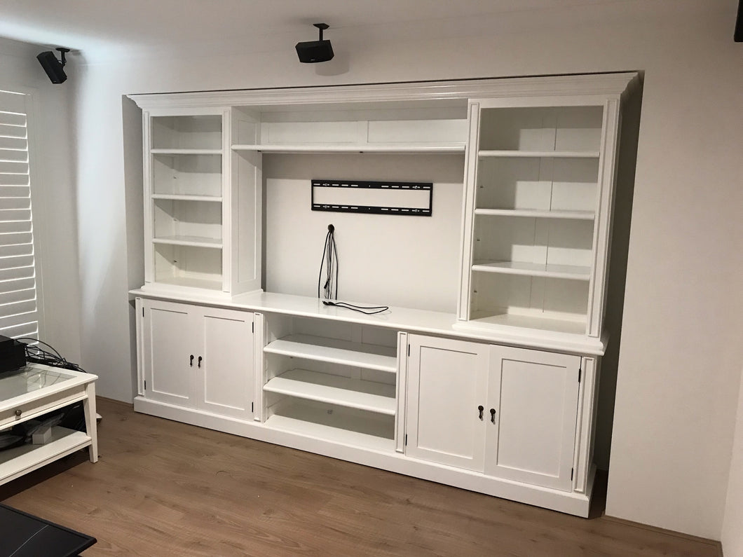 Custom sized TV unit