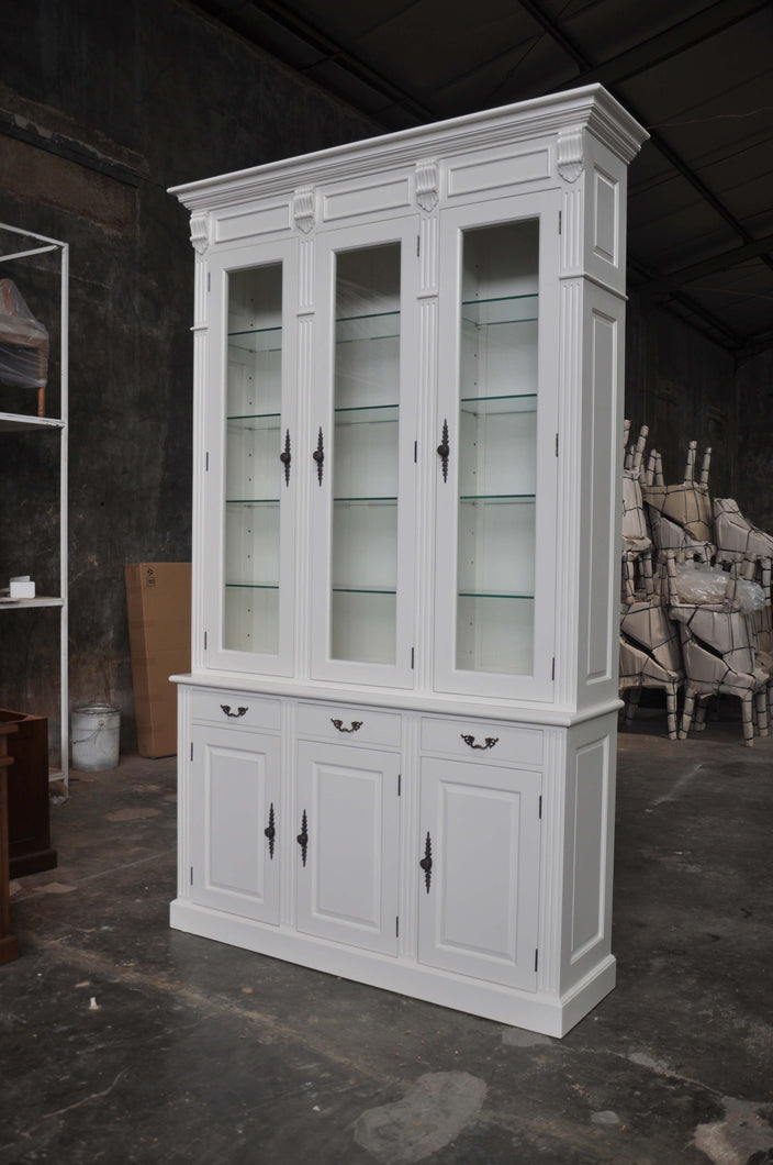 Federation glass cabinet