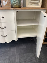 French provincial buffet 2 doors, 3 drawers