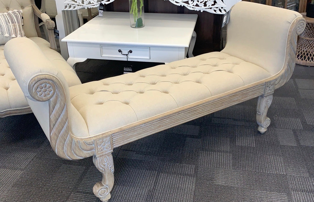 Chaise Bench Seat