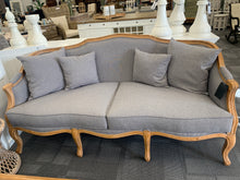 French Provincial Sofa 3 Seater
