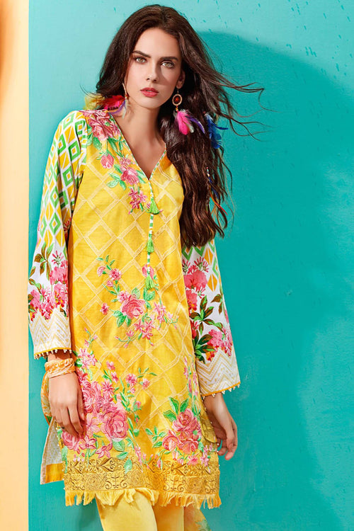 Gul Ahmed Summer Garden, Gul Ahmed | My Desi Shop