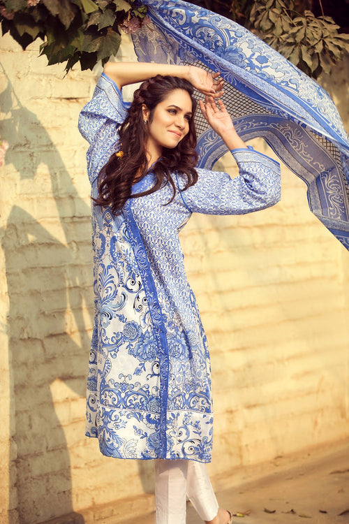 Gul Ahmed Baby Blues, Gul Ahmed | My Desi Shop