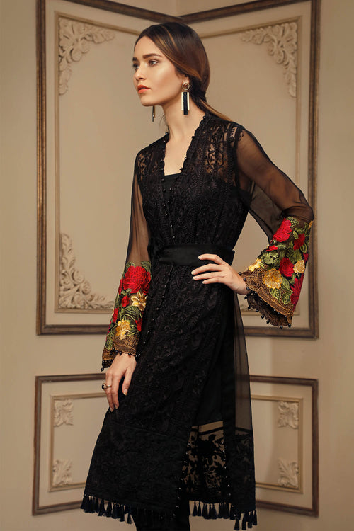 Baroque Chantelle Suit- A Beautiful Desire, Baroque | My Desi Shop