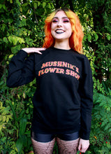 SUPER YAKI x BAILEY WATRO: MUSHNIK'S FLOWER SHOP RAGLAN SWEATSHIRT - PREORDER
