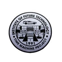 TIME MACHINE PROJECT PATCH