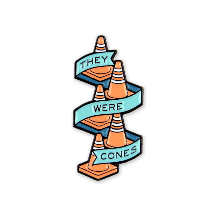 THEY WERE CONES by BLUE RUIN CO.