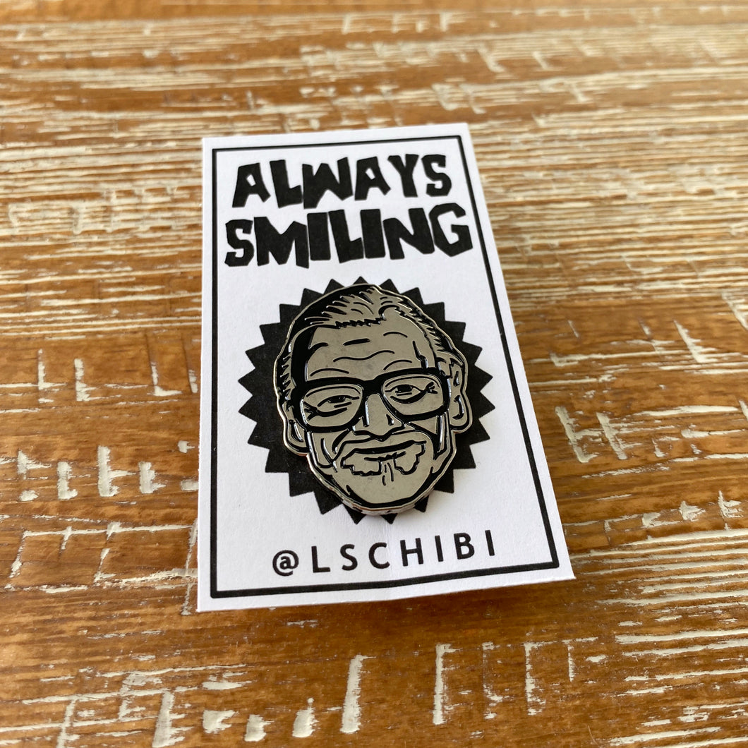 ALWAYS SMILING by LANCE SCHIBI