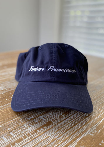 FEATURE PRESENTATION DAD HAT