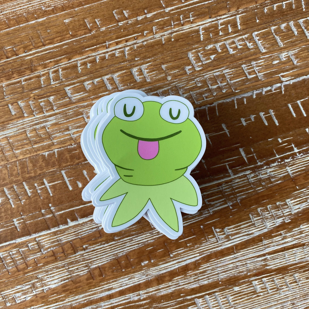 KERMIE STICKER