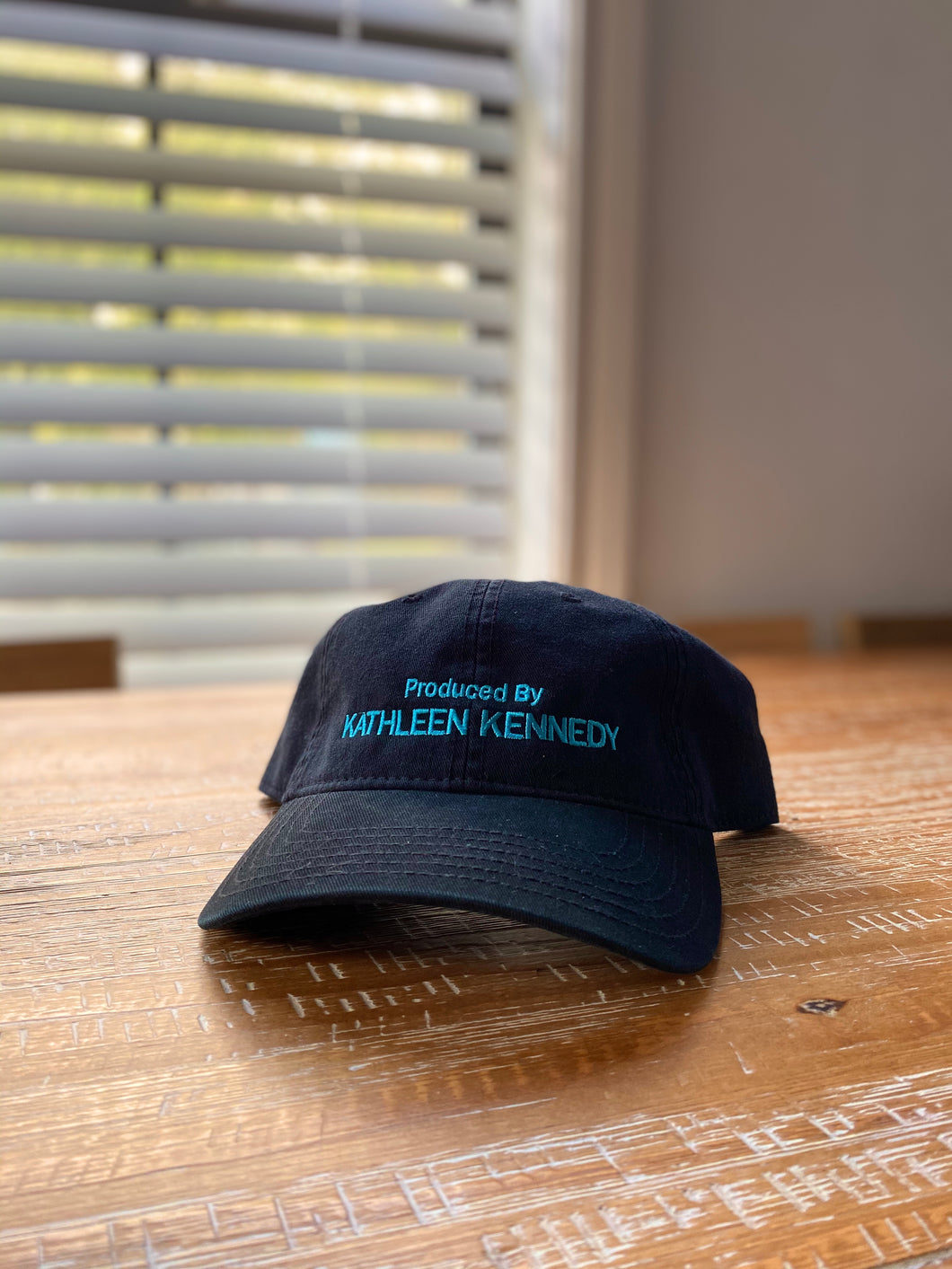 PRODUCED BY KATHLEEN KENNEDY DAD HAT