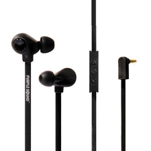 DG-003 Dual Driver Stereo Earphones with Remote Control and Microphone for Smartphones - Premium Dual Driver Technology