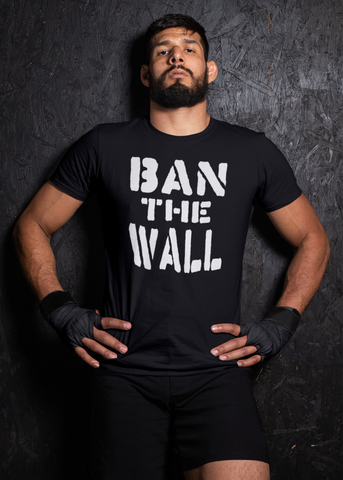 Ban the Wall Adult Unisex Crew