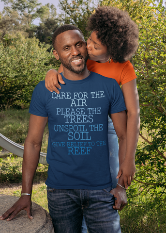 Care for the Air Adult Unisex Crew