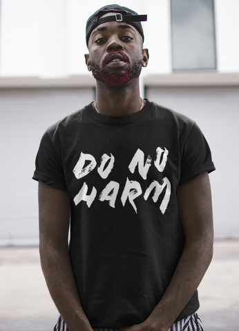 Do No Harm Adult Unisex Crew