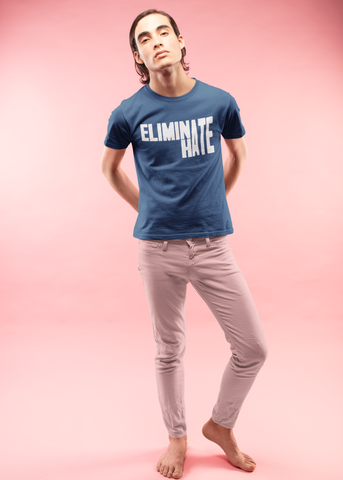 Eliminate Hate Adult Unisex Crew