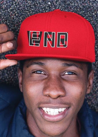 End War Snapback Hat