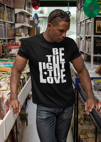 Be the Light + the Love Unisex Crew