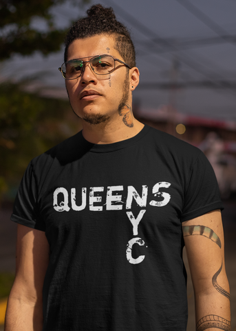 Queens NYC Adult Unisex Crew