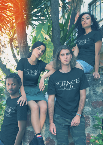 Science Club Adult Unisex Crew