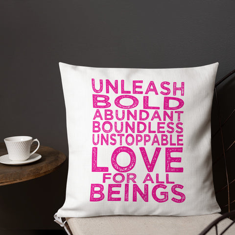Boundless Love Pillow